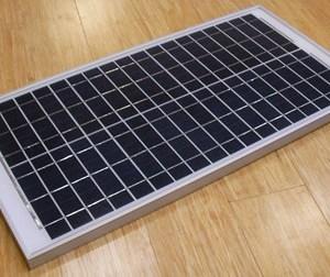 dasol 30w solar panel ds-a18-30