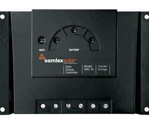 samlex SMC-10 solar charge controller