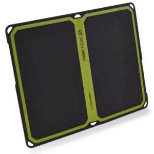 goal zero nomad 14 plus solar charger