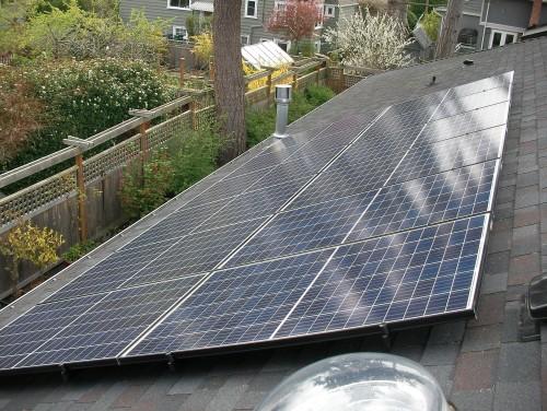 aesthetic solar for residential rooftops