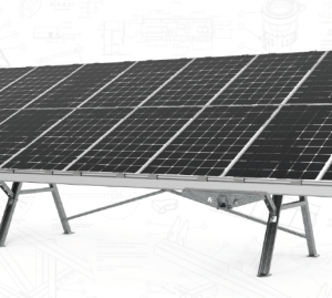 titan-af solar ground mount