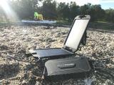 powertraveller extreme solar kit outdoor