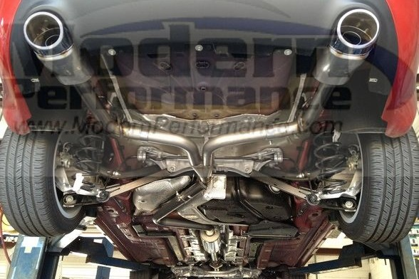 flowmaster cat back exhaust system