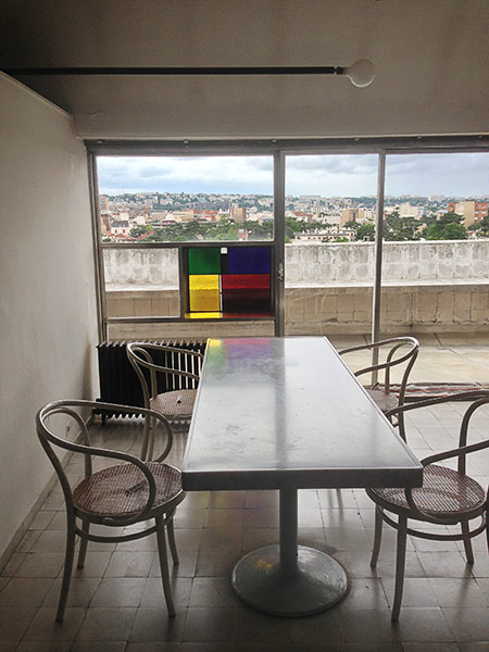 Le Corbusiers Studio Apartment in Paris 1931  Part II