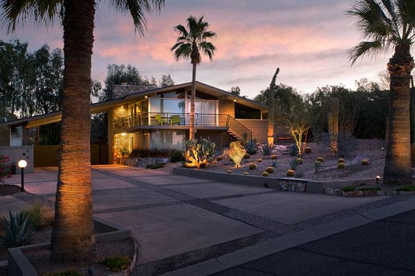 Ralph Haver S Evertson House On Modern Phoenix