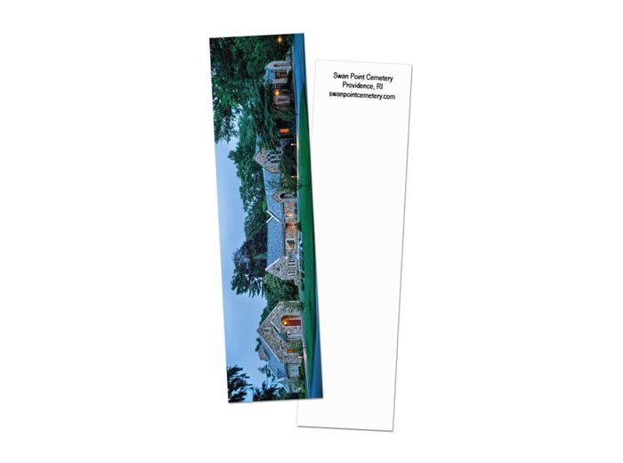 bookmark printing modern postcard