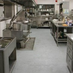 Commercial Kitchen Flooring Sit At Island Five Considerations For Kitchens Modern