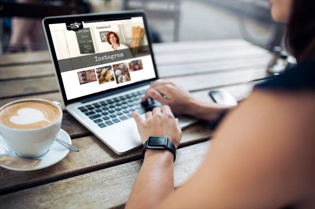 Social Media Integration on a website