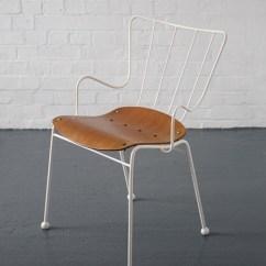 Metal Frame Chairs Used Church Craigslist Ernest Race Antelope   Modern Room - 20th Century Design