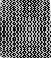 Punyelroo B Signature Rug from the Bauhaus Minimal Design ...