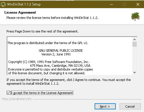 License Agreement
