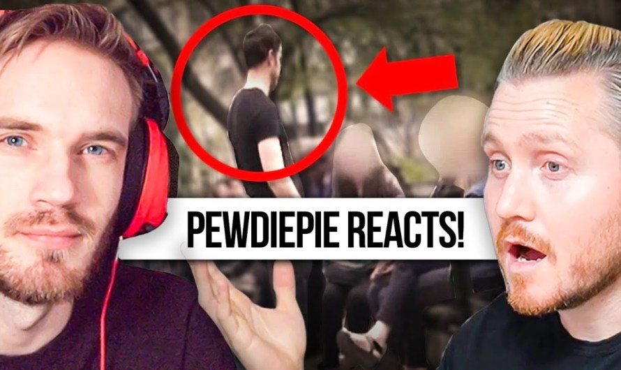 PewDiePie Reacts to Todd V Infield Clips!