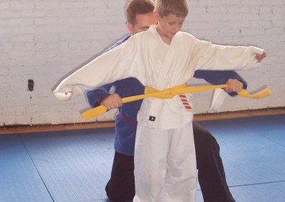 Brazilian Jiu-Jitsu for Kids