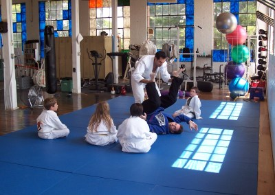 Roy Dean & the BJJ Kids Class