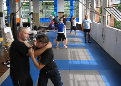 Roy Harris MMA Seminar 2008