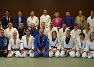 3 days of BJJ in Bend, Oregon