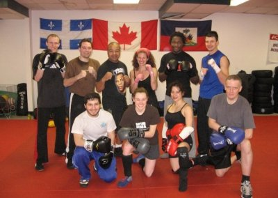 Savate training with the Legendary Richard Sylla