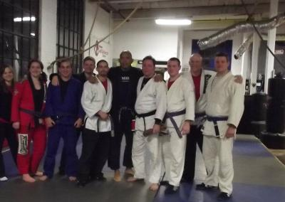 Chris' BJJ Black Belt Test
