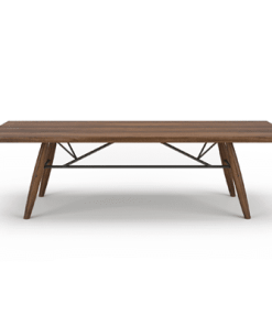 dining room connection walnut table