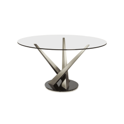 dining tables crystal