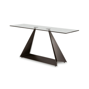 living room prism console table
