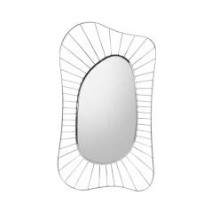 wall mirrors amorphous