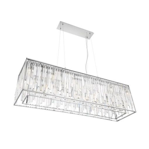 lighting genova 48-inch chandelier
