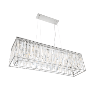 lighting genova 48-inch chandelier