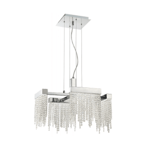 lighting rossi square chandelier