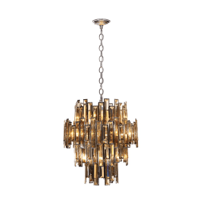 lighting vienna 23-inch chandelier