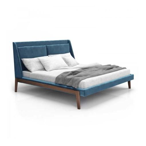 bedroom frida upholstered bed
