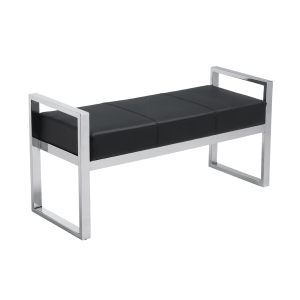 darby bench in black