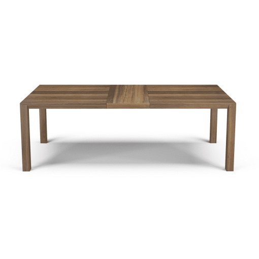 dining room fluy 72-inch single extension table