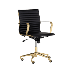 jessica office chair in black