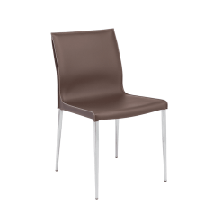 dining room colter chair in mink