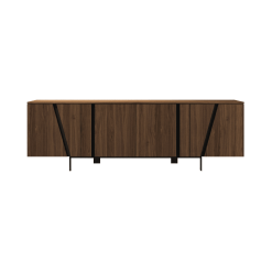 dining room mott sideboard walnut
