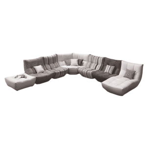 silhouette sectional