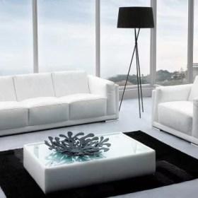leather sofa modern sense furniture