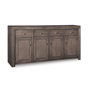dining room contempo 4 drawers