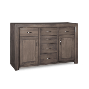dining room contempo 6 drawers