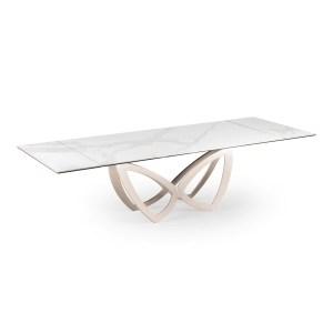 dining room milana table ceramic