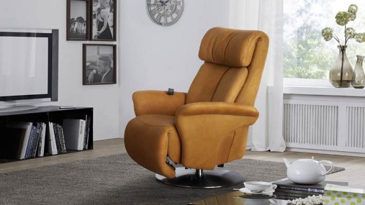 himolla recliner chair