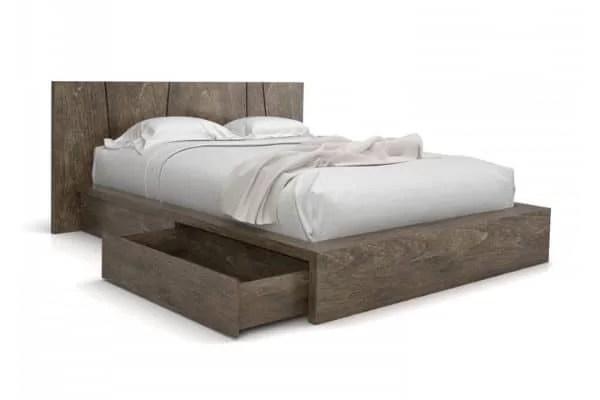 Silk Storage Bed