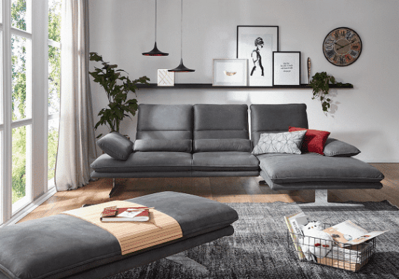 why you need a modern sectional