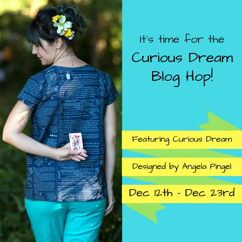 curious dream blog hop
