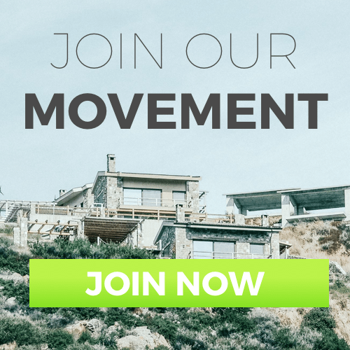 Join Our Movement