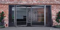 Custom Glass Doors, Glass Front Doors, Pivoting Glass Doors