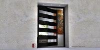 Modern Steel Doors | Custom Pivot Doors, Glass Doors ...