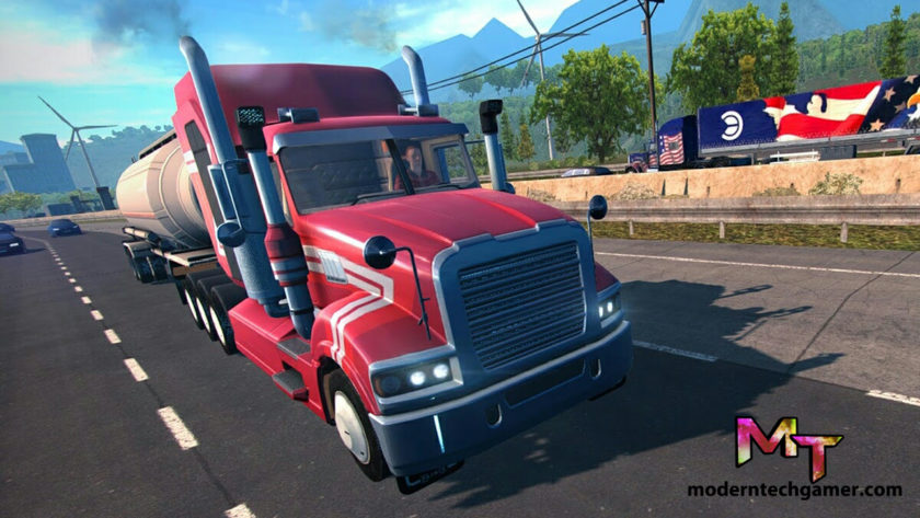 Truck Simulator Pro 2 v1.6 Apk + Mod + OBB Data Download For Android
