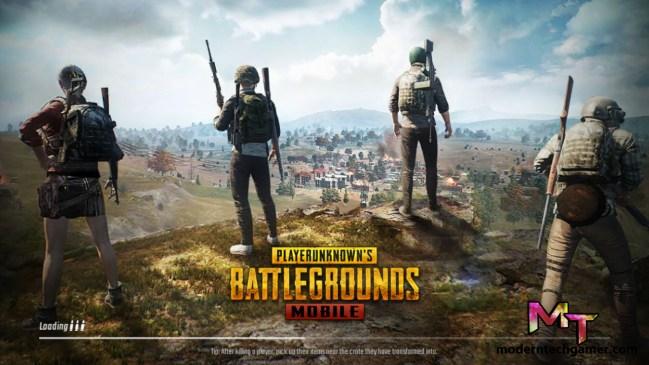 PUBG gameplay screenshot 1